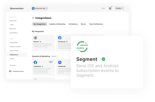 Add more iOS and Android in-app events to Segment